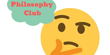 **Cancelled** Philosophy Club tickets