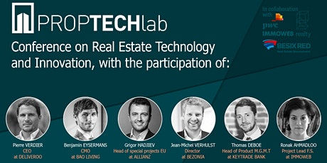 Afterworks - PropTech Lab PAFT - Meet Deliveroo, Allianz, BAO living tickets