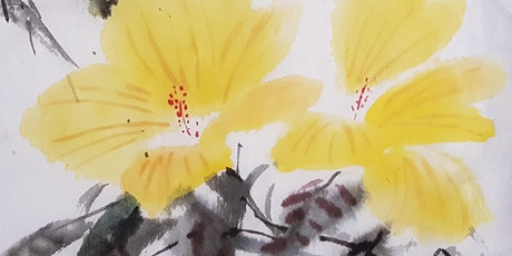 Chinese Brush and Ink Painting Workshop tickets