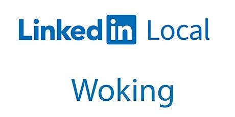 LinkedIn Local - Woking (11 May) tickets