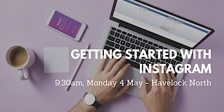 WORKSHOP: Getting Started with Instagram - POSTPONED (New Date TBC) tickets