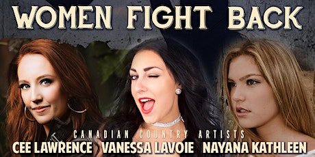 Women Fight Back Tour 2020 tickets