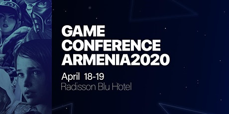 Game Conference Armenia 2020 tickets