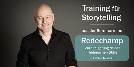 Redechamp - Storytelling Tickets