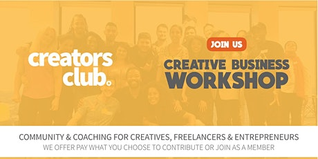 Bristol Creators Club | SEPTEMBER FOCUS: Creative Energy & Drive tickets