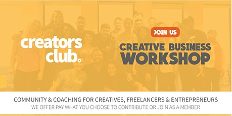 Newcastle Creators Club | SEPTEMBER FOCUS: Creative Energy & Drive tickets