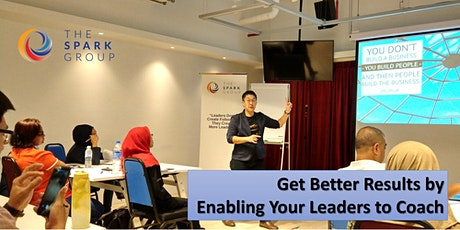 (Online) Get Better Results by Enabling Your Leaders to Coach tickets