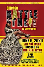 Battle of the Strut TV Fashion Tour- Chicago Edition tickets