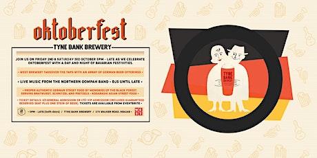 Oktoberfest 2020- Tyne Bank Brewery tickets