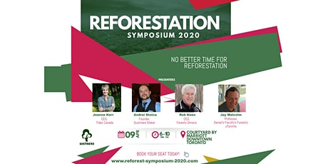 Reforestation Symposium 2020: Plant Trees and Offset Carbon Emissions tickets