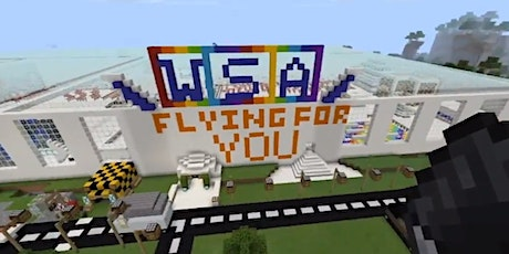Online Minecraft Training - 2020 Western Sydney International Airport tickets