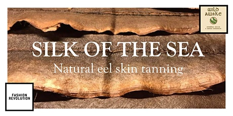 Silk of the Sea: Natural Eel Skin Tanning tickets
