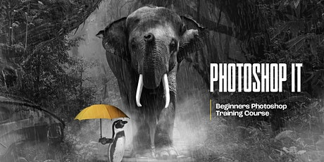 Photoshop IT - Photoshop Beginners Training Course tickets