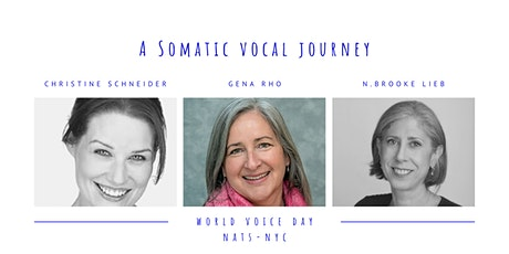 A Somatic Vocal Journey tickets