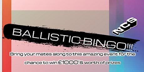 Ballistic Bingo - Halton tickets