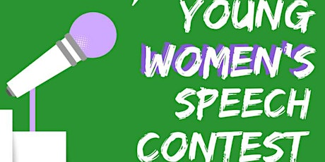 2020 Young Women's Speech Contest- The Unique Role of Women in Peace Building tickets