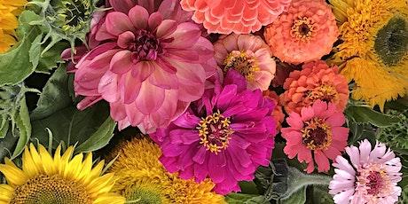A Bucket of Summer Flowers tickets