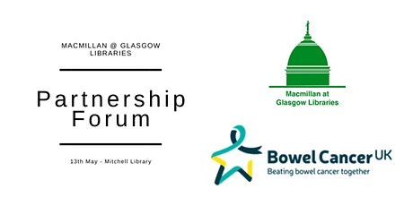 Partnership Forum with Bowel Cancer UK tickets