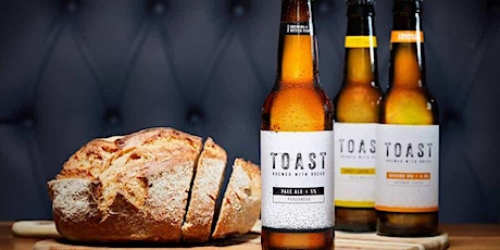 Beer Event in partnership with Toast tickets