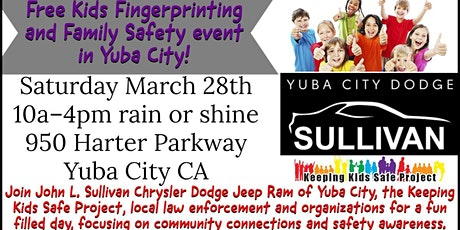 Yuba City Keeping Kids Safe Project tickets