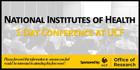 NIH 1-Day Conference at UCF tickets
