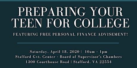 Financial Literacy Workshop/Scholarship Fundraiser tickets