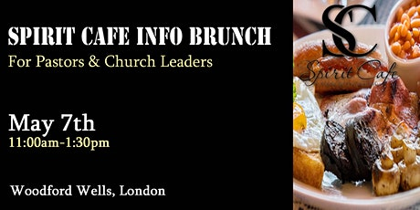 Spirit Cafe Info Brunch - London tickets