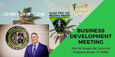 Family First Life Health and Wealth  Business Development Meeting tickets