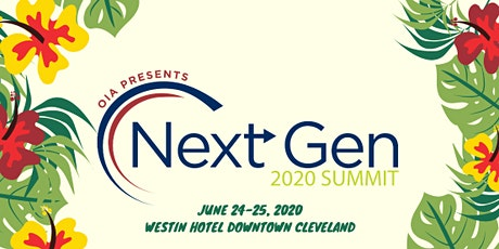 2020 Next Gen Summit tickets