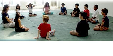 Curso Intensivo de Yoga para Crianças ingressos