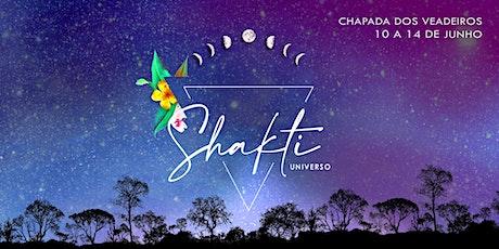 Universo Shakti - 2020 ingressos