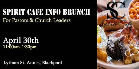 Spirit Cafe Info Brunch - Lytham St Annes, Blackpool tickets
