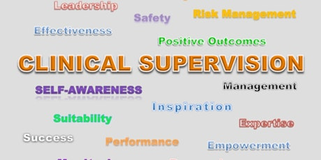3 CE Creative Techniques for Clinical Supervision tickets