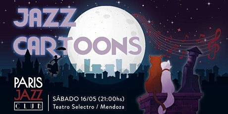 Jazz Cartoons - Paris Jazz Club (SAB 16 - MAY) entradas