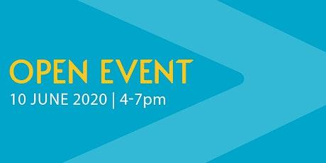 Harrogate College Open Event Wednesday 10 June 2020 tickets