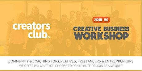 Bristol Creators Club | OCTOBER FOCUS: Marketing & Digital Presence tickets