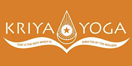 Introduction to Kriya Yoga tickets