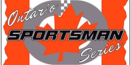 SEP 5th, 2020 - ONTARIO SPORTSMAN SERIES tickets