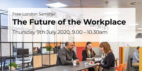 The Future of the Workplace tickets