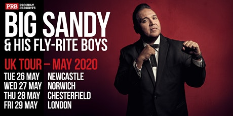 Big Sandy and his Fly Rite Boys / Danny O' and the Astrotones + DJ's tickets
