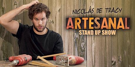 ARTESANAL - NICOLAS DE TRACY (VIE 8 MAYO) entradas