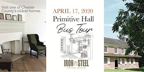 Primitive Hall Bus Trip tickets