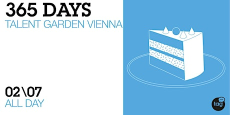 1st Birthday: 365 Days of Talent Garden Vienna Tickets