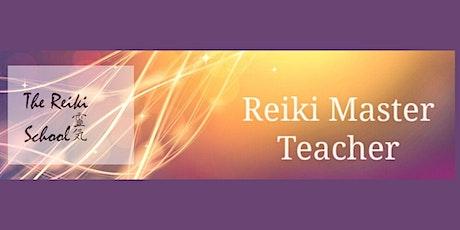 Reiki Master/Teacher £550pp tickets
