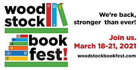 2021 Woodstock Bookfest tickets