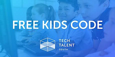 Free Kids Code tickets
