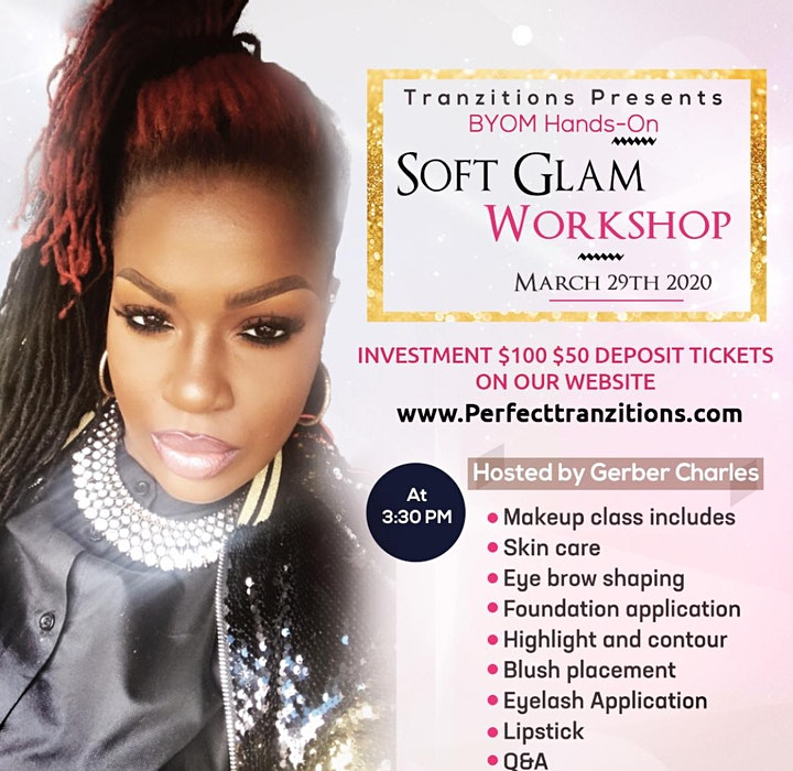 BYOM Hands-On Soft Glam Workshop image