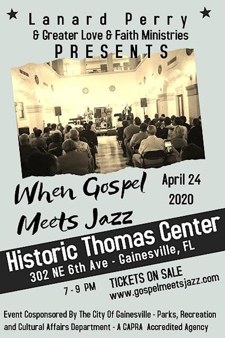 When Gospel Meets Jazz image