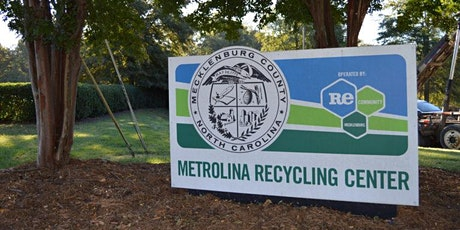 Tour of Mecklenburg County's Recycling Facility tickets