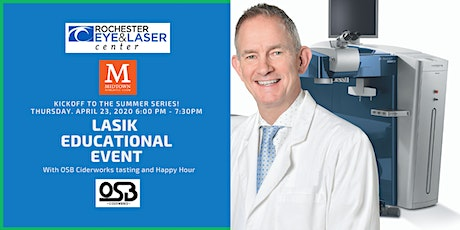 Rochester Eye and Laser LASIK Summer Series at Midtown Athletic Club tickets